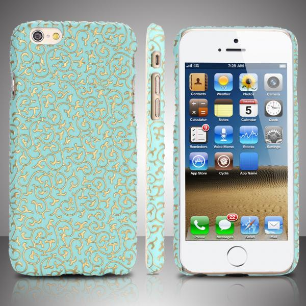 New Floral Case - iPhone 6 & iPhone 6s - MINT
